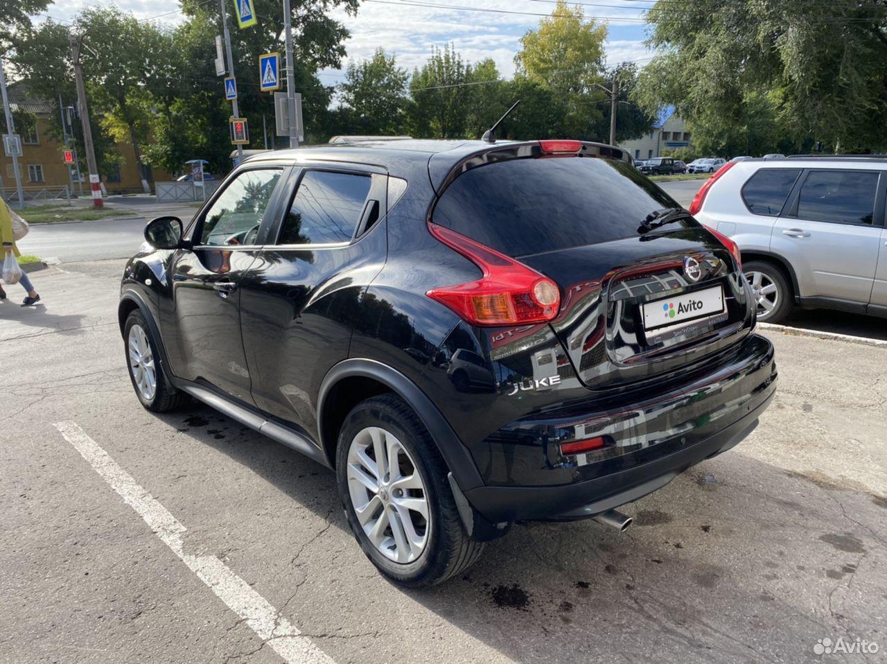 Nissan Juke, 2012  89063924647 купить 6