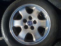 Тойота Королла Аурис оригинальные диски R16 5*114