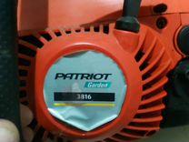 Бензопила patriot garden 3816