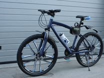 Велосипенд на литых дисках