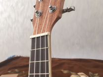 Укулеле махогон, с текстурой сопрано