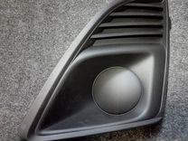 Заглушка противотуманной фары Chevrolet Cruze лева