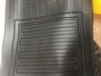 Резиновые коврики новые