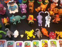 Игрушки из киндеров,Пакетом