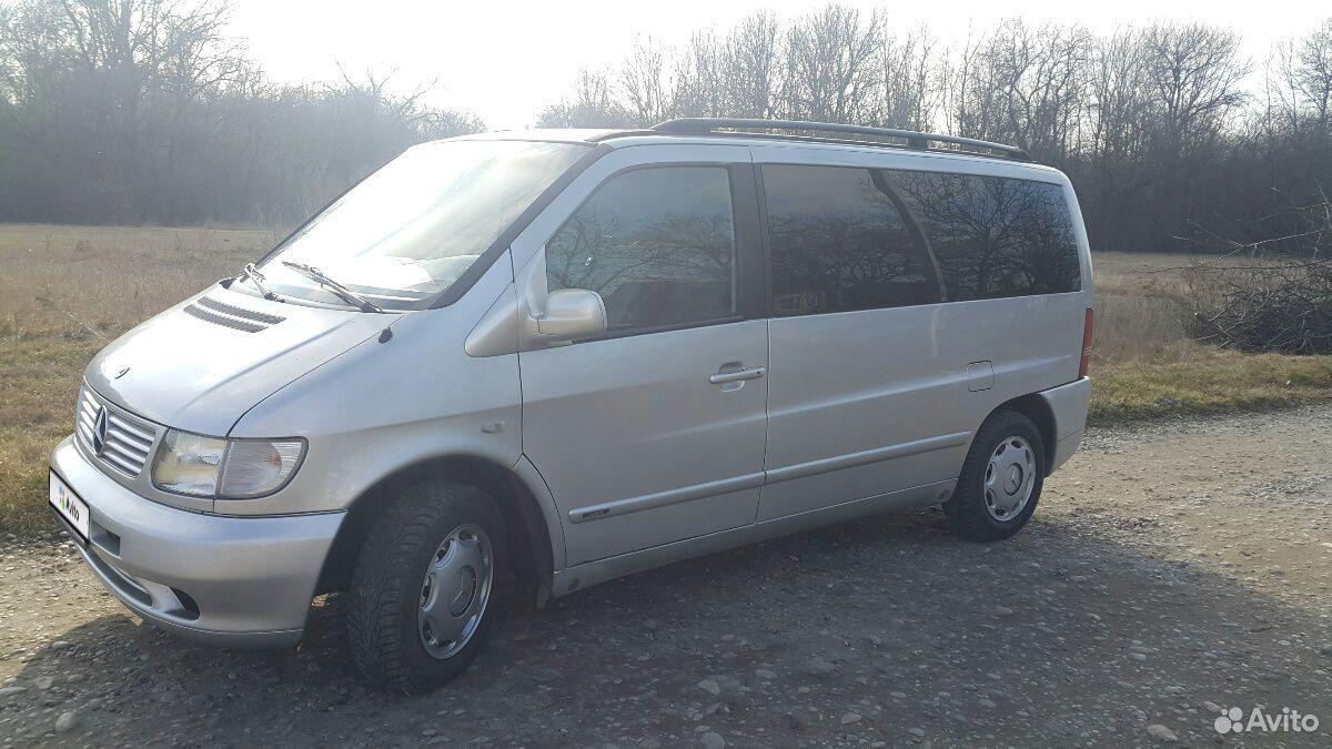 Mercedes-Benz Vito, 2002  89586162999 купить 1