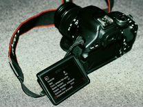 Фотоаппарат Canon 600d+2 объектива+фотосумка — Фототехника в Москве