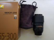 Nikon AF-S DX Nikkor 55-300 mm 1:4.5-5.6G ED VR