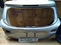 Крышка багажника Suzuki SX4 с 13 года (Сузуки )