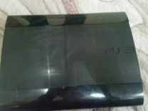 Ps3 super slim 500gb + игры