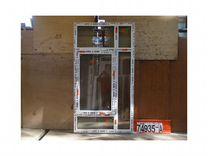 Пластиковые окна № 74935-А