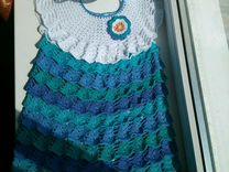 Платье и панамка Колокольчик