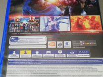 Игра для ps4 Tekken 7