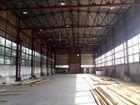 Производственно-складская база, 4217 м²
