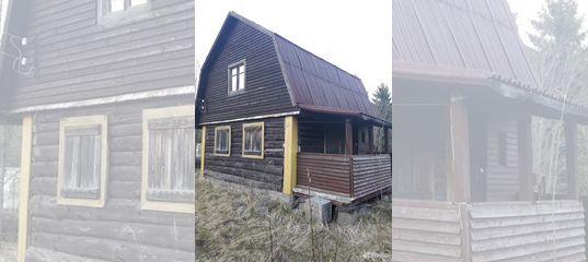 Дача 60 м² на участке 9 сот. в Ленинградской области   Недвижимость   Авито