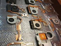 Охлаждение (кулеры) для разных ноутбуков б\у