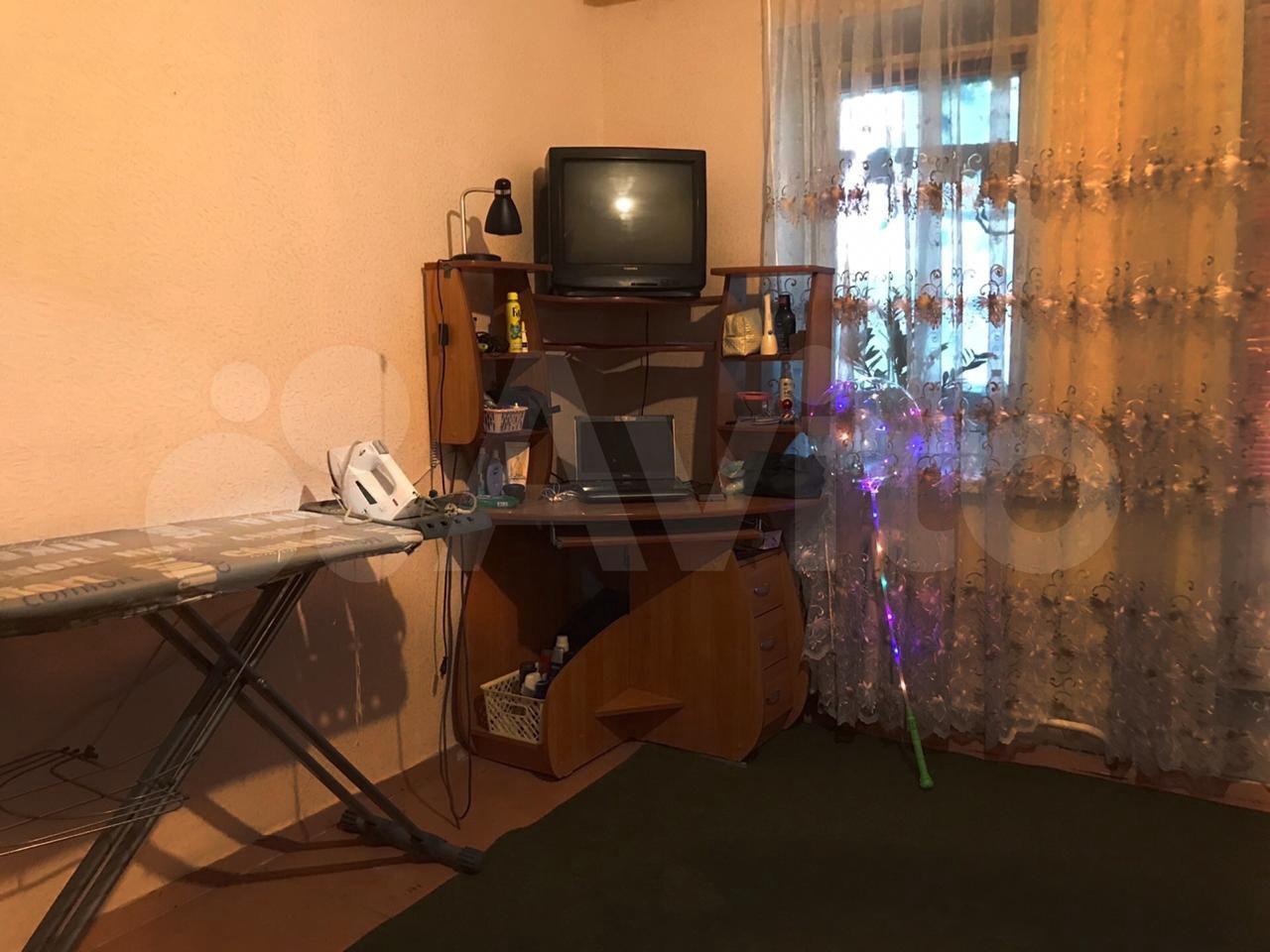 Комната 39 м² в 2-к, 2/2 эт.