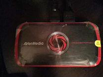 Карта видеозахвата avermedia live gamer portable