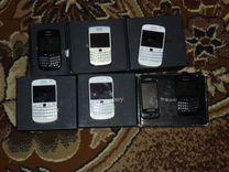 Разные Blackberry на запчасти