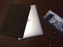 Чехол для MacBook из натуральной кожи — Товары для компьютера в Санкт-Петербурге