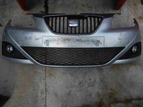 Бампер передний Seat Ibiza