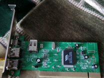 Controller Card VT6306