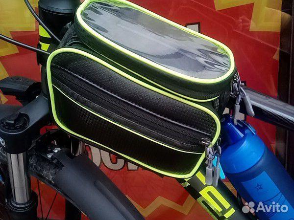 Велосумка на раму велосипеда  89006957879 купить 1