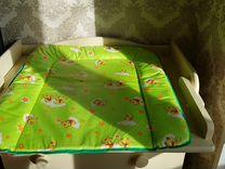 Матрас на пеленальный комод или стол