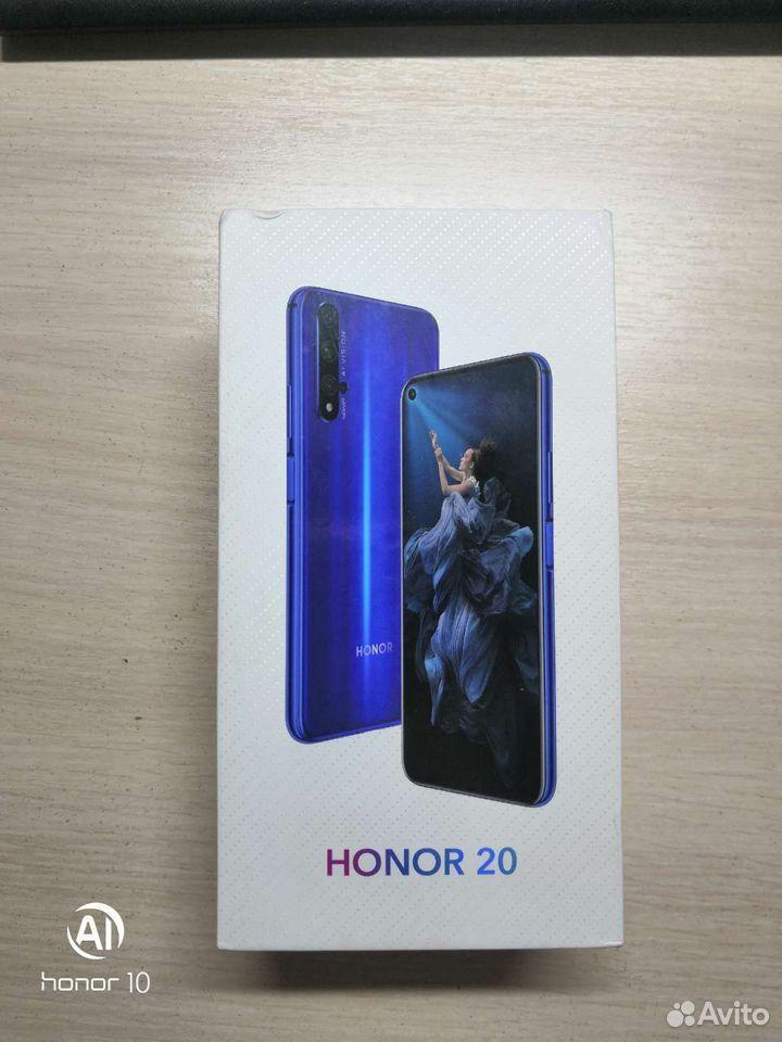Honor 20 6/128  89090977746 купить 1