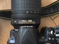 Nikon d300 + объектив 18-55mm