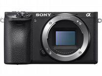 Sony Alpha A6500 Body новый в упаковке