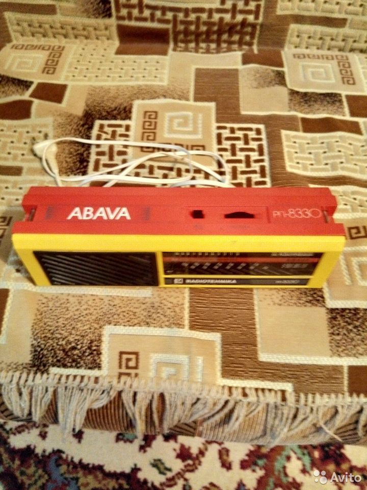 Радиоприемник рп-8330 abava  89040176196 купить 6