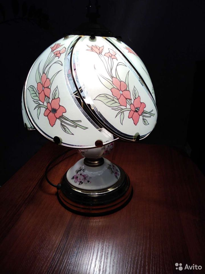 Лампа настольная  89224262193 купить 2
