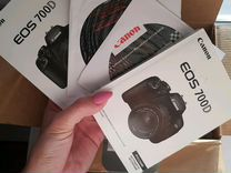 Canon EOS 700 D Kit18-55 mm IS STM
