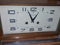 Будильники и часы каминные СССР