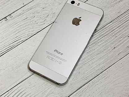 64GB iPhone 5S Silver / Оригинал