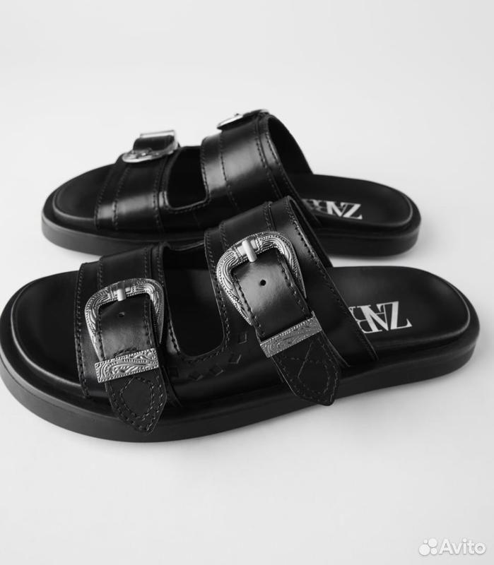 Новые бомбезные сандалии Zara  89050263348 купить 1
