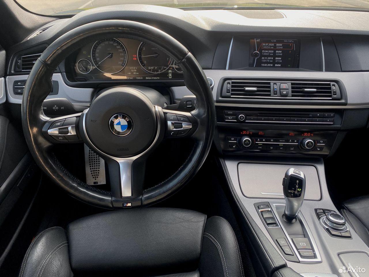 BMW 5 серия, 2013  89283335590 купить 5