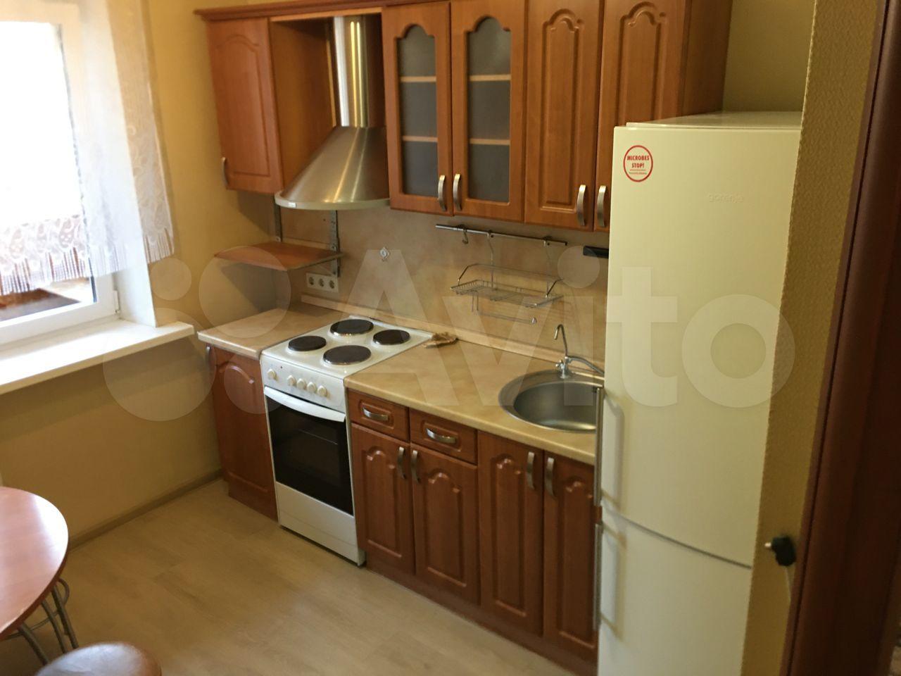1-к квартира, 35 м², 4/10 эт.  89827469093 купить 5