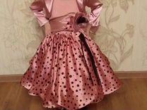 Платье на праздник 3-4 года