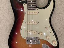Fender American Deluxe Stratocaster 2006 Sunburst