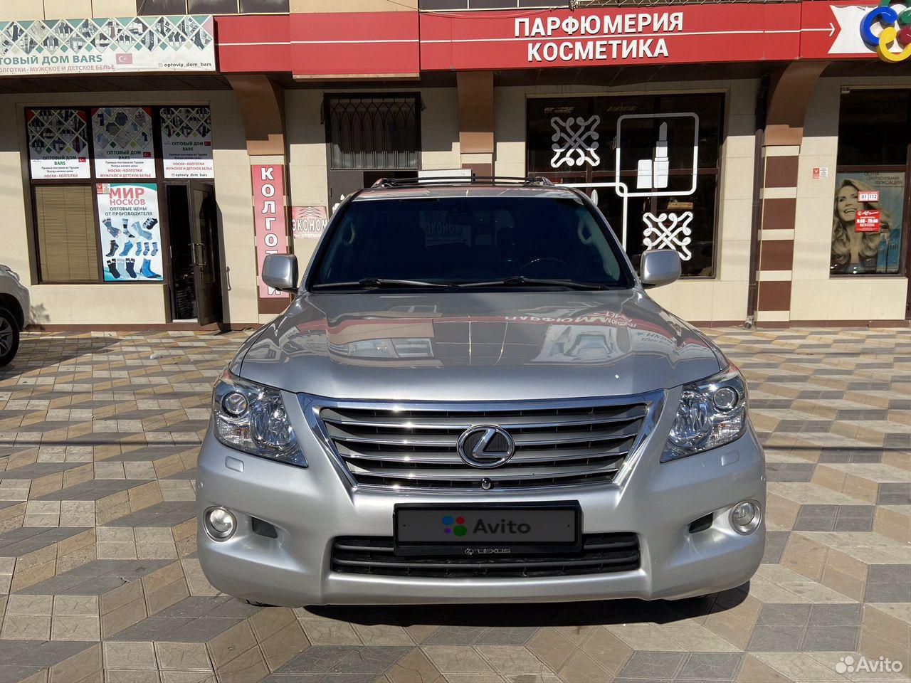 Lexus LX, 2009  89886395111 купить 4