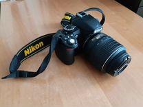 Nikon D3100 состояние нового