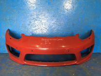 Бампер передний Porsche Panamera 970 GTS 13-16