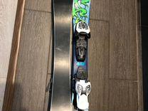Горные лыжи детские К2, 76см