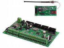Охранная сигнализация Контакт GSM 4