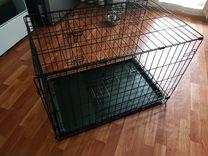 Клетка-перевозка для собаки