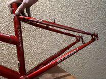 """Рама велосипедная Stern Vega lady 14"""""""