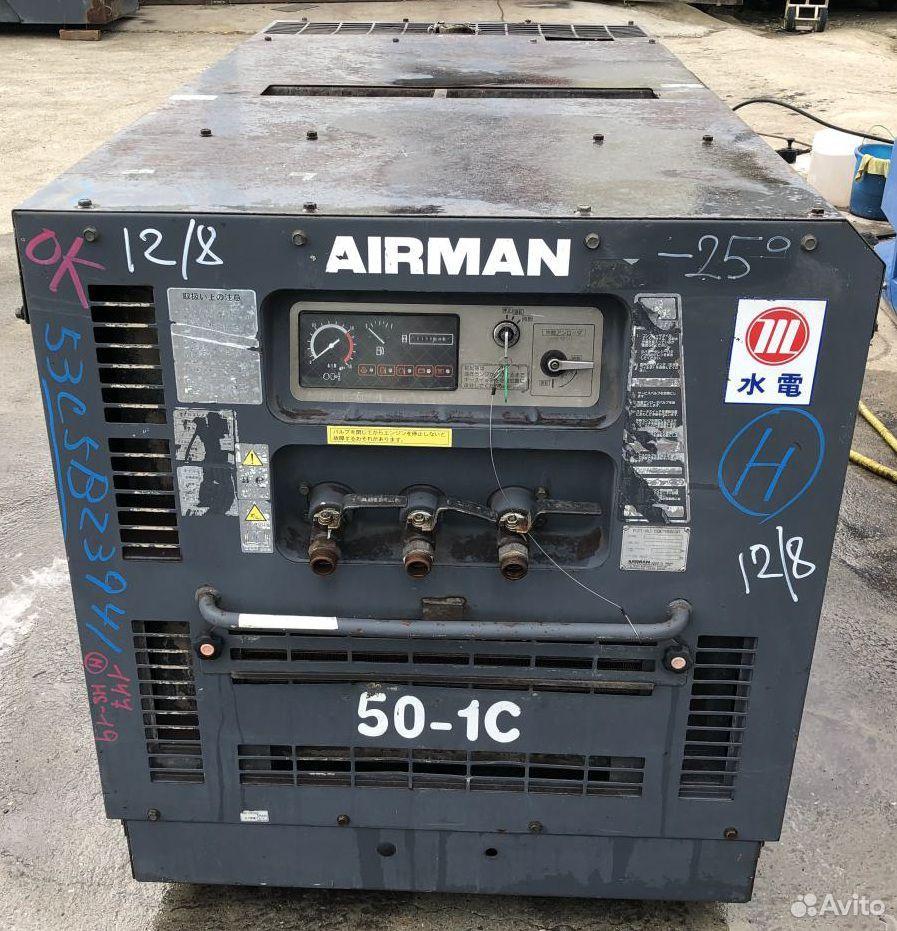 Компрессор винтовой Airman PDS175 с Осушителем  89090595178 купить 2