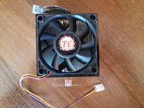 AMD athlon-64 X2 3800 + радиатор с кулером