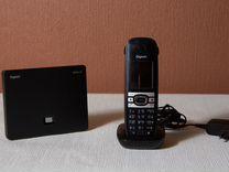 Беспроводной VoIP-телефон Gigaset C610A IP